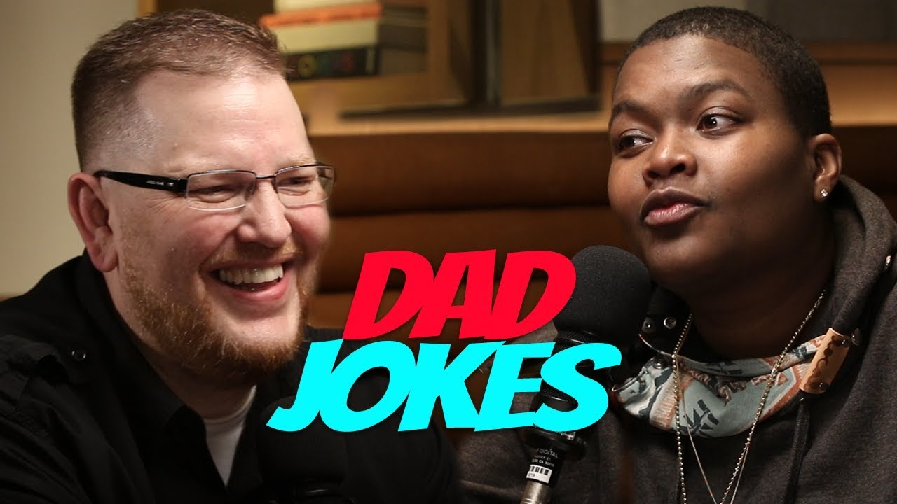 Dad Jokes | Irish Jay vs. Sam Jay