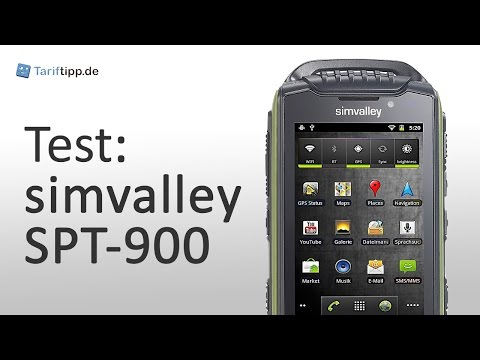 simvalley SPT-900 | Test deutsch