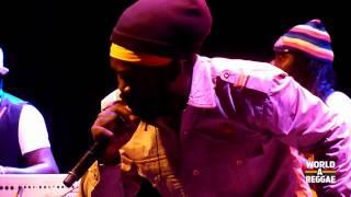 Jah Thunder - Fire - Live @ Paradiso, Amsterdam (NL) May 15, 2013