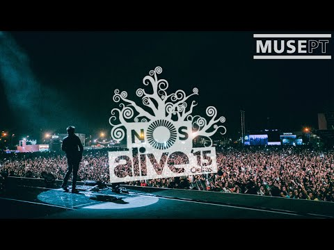 MUSE - NOS Alive 2015