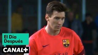 El Día Después (06/04/2015): Messi, Contra los Elementos