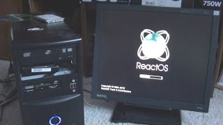 The ReactOS Video