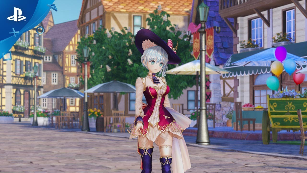 Nelke & the Legendary Alchemists: Ateliers of the New World | Launch Trailer | PS4