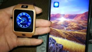 Cách kết nối giữa smartwatch ( đồng hồ thông minh)  và điện thoại.Android