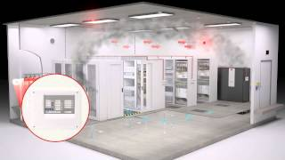 Fire Protection in a Data Centre
