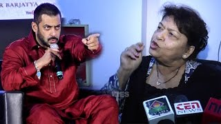 Salman ANGRY At Choreographer Saroj Khan's SHOCKING Insult