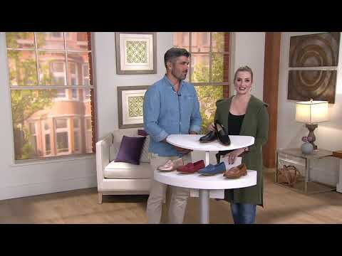 Sperry Seaport Penny Loafer On QVC