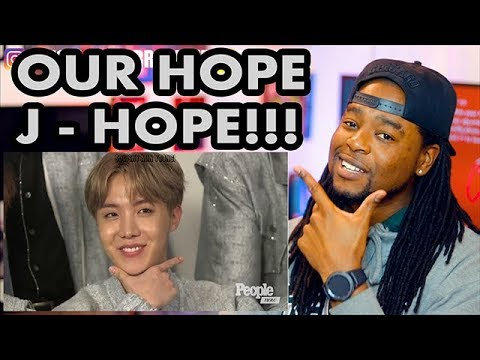 An Introduction to BTS: J-Hope Version | OUR HOPE | REACTION!!!