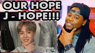 An Introduction to BTS: J-Hope Version   OUR HOPE   REACTION!!!