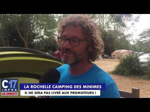 Pas De Projets Immobiliers Sur Le Camping De La Rochelle