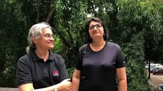 Immersive Alum Walks | Usha Mohan (PGP '82-'84) & Shobha Moni (PGP ''83-'85)
