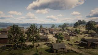 Ambient Red Dead Redemption 2 - Blackwater 1