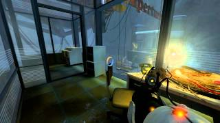 Portal 2 - 10 - Easter Eggs and Secrets everywhere