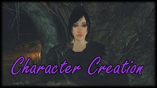 Dark Souls 2 Female Character Creation : The Making of Danse (M)
