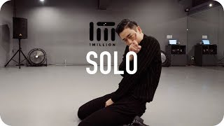SOLO - JENNIE / Gosh Choreography