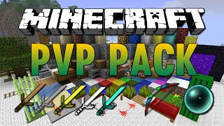 Minecraft PvP Texture Pack - 1.7 - 1.8 [Low Fire, HD Sky, Particles, Smooth]