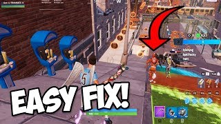 How to fix DOWNTOWN DROP not collecting coins (Fortnite Battle Royale)