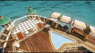 New Luxury Liner found in Mirage Isle on ArcheAge