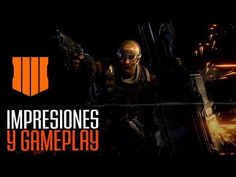 Call of Duty: Black Ops 4 - Blackout: Impresiones y gameplay thumbnail