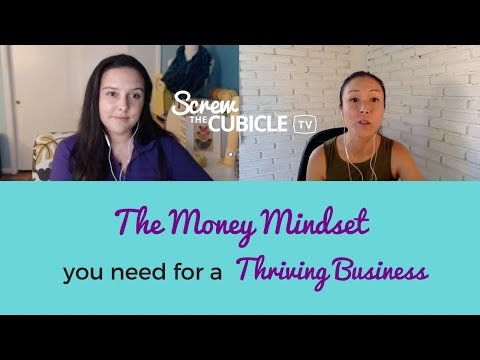 The money mindset you need for a thriving business