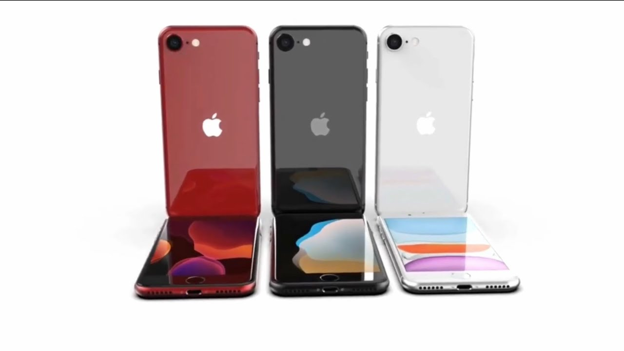 iPhone SE 2020, release date April 2020 - YouTube