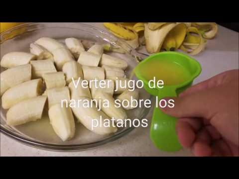 Equatorial Guinea - Banana Bake