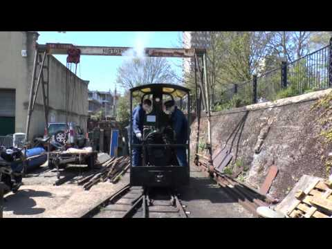 Narrow Gauge Railways of Great Britain  The London Water & Steam Museum, Narrow Gauge Railway  May 2