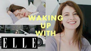 海外セレブの寝起き&モーニングルーティンに密着するUS版「エル」の人気シリーズ「Waking Up With」の日本版。今回のゲストは、モデルのマギーさん。お気に入りの ...