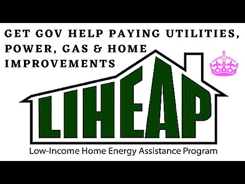 Low Income Home Energy Assistance & Utility Assistance With Your Electric Bill