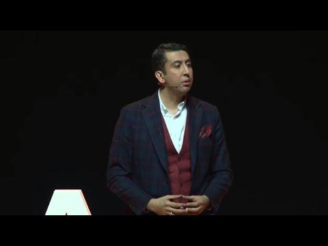 Hayal Kur! Harekete Geç! | Abdulkadir ÖZBEK | TEDxAnkara