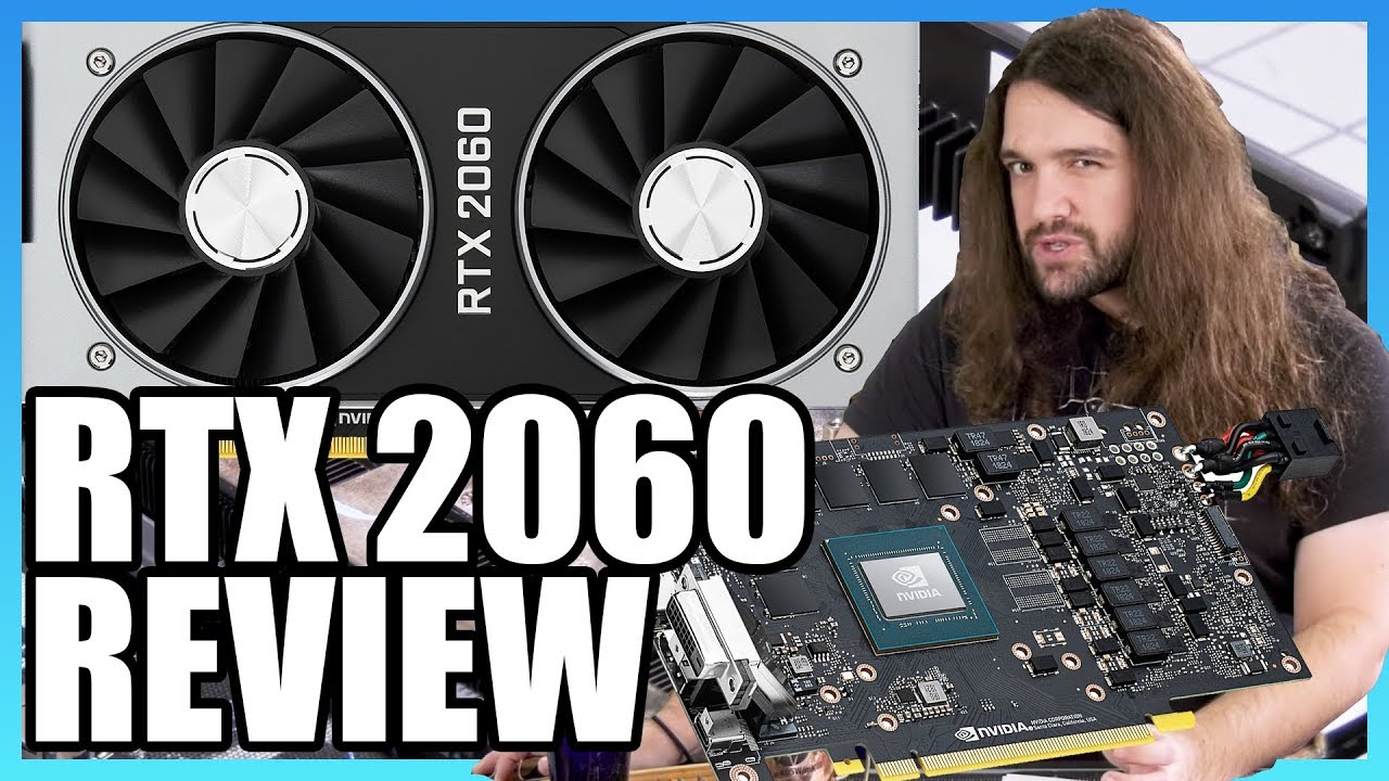 NVIDIA GeForce RTX 2060 cards avail… | OVERCLOCKERS UK