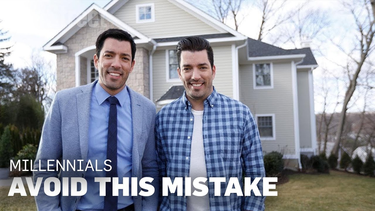 millennials are making this huge mistake when buying a home say hgtv 39 s 39 property brothers. Black Bedroom Furniture Sets. Home Design Ideas