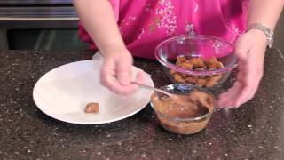 Chocolate-covered, Peanut Butter-stuffed Pretzels : Pretzel Snacks & Sweet Potato Recipes