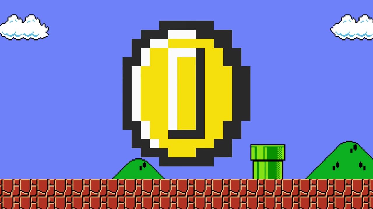 Super Mario Bros Efecto De Sonido De Moneda Descarga Gratuita De Tonos De Llamada Youtube