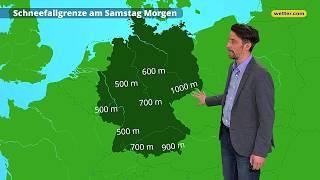 Wetter heute: Die aktuelle Vorhersage (18.01.2020)