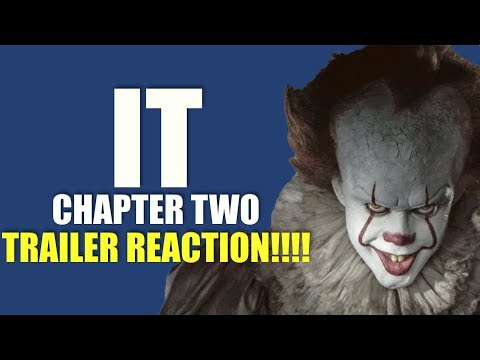 DJ MoonDawg - DJ MoonDawg reacts to the new IT Chapter 2 Trailer