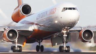 Douglas Dc-10 vs McDonnell Douglas MD-11 vs Lockheed Tristar L1011