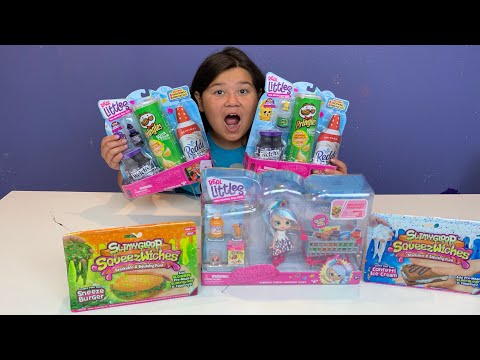 UNBOXING Real LITTLES!