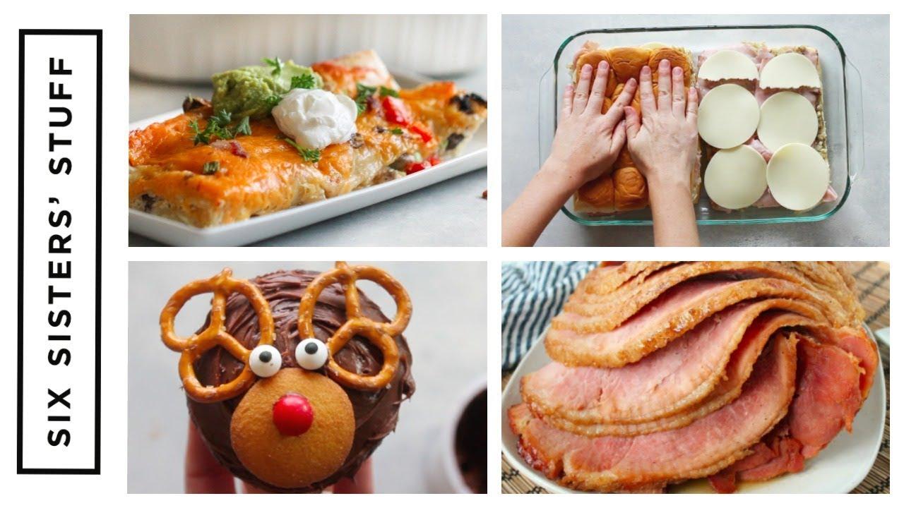 Christmas Brunch Menu.Christmas Menu Plan Easy Breakfast Lunch Dinner And Dessert