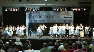 Dr. Pesovár Ernő AMI Zsendice csoport: Vasi táncok Thumbnail