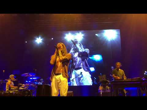 Talk shows on mute - Incubus live in Auckland 2018 HD