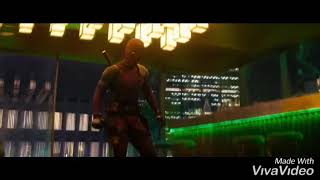 Deadpool 2 || best moment