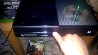 Insert Disc Error on Xbox One