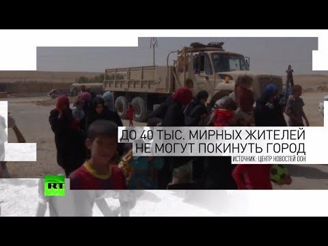 Авиаудары США в Сирии и Ираке: люди расплачиваются жизнью за освобождение от ИГ