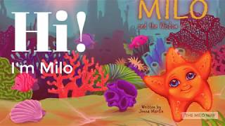 Milo and the Wisdom of the Sea Book-Coming Soon!