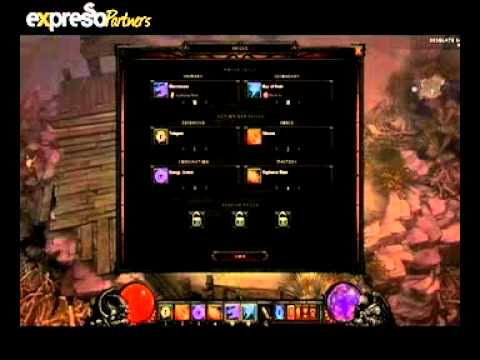 Diablo 3 Launch Live on Expresso (15.05.2012)