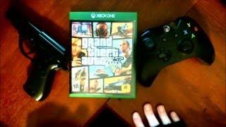 GTA 5 Review (Press Start to Draw Reviews)