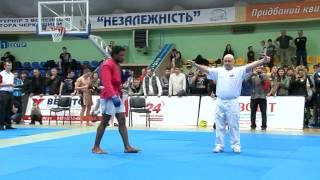 Combat Sambo (90+ Final, Cherkasy region championship)