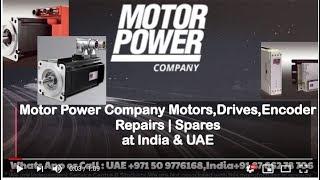 Servo motor Repairs for