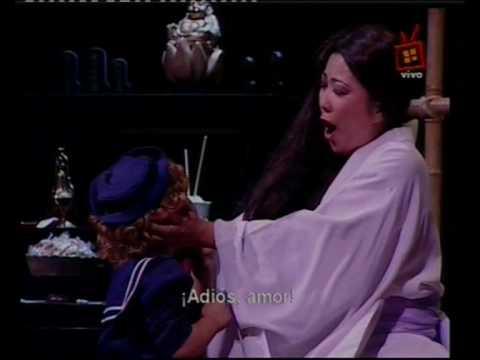 田村麻子 Asako Tamura 「私のかわいい坊や TU TU PICCOLO LDDIO!」
